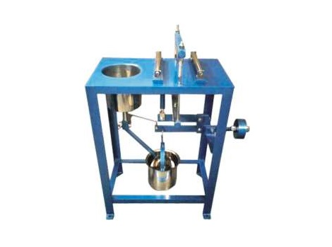 TILE FLEXURE TESTING MACHINE: