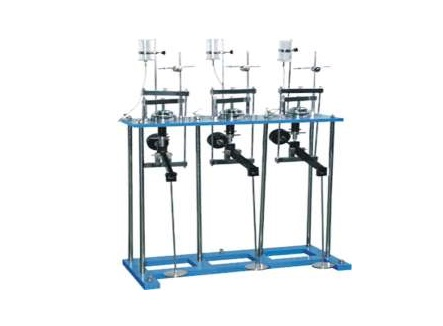 CONSOLIDATION APPARATUS (THREE GANG MODEL)