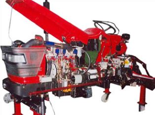 Model of Mahindra Tractor Full