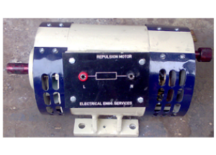 AC REPULSION MOTOR