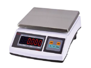 DIGITAL TABLE TOP WEIGHING BALANCE: