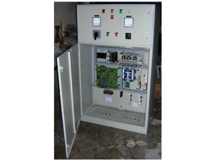VARIABLE DC POWER SOURCE/ POWER DISTRIBUTION PANEL