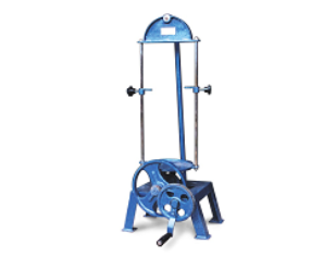 HAND OPERATED SIEVE SHAKER MACHINE