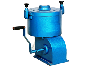 BITUMEN CENTRIFUGE EXTRACTOR (HAND OPERATED)