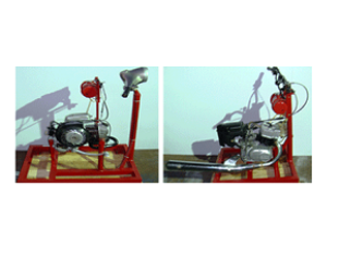 Model No. XS-71 Petrol engine (2-stroke) of different makes in running condition – Bajaj / TVS or Equivalent