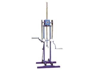 STATIC CONE PENETROMETER 3000 kg Capacity (HAND OPERATED):