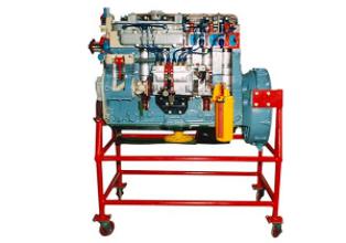 Model of Ashok Leyland Engine