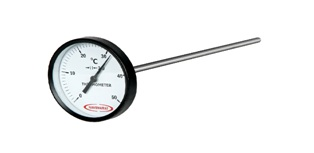 SOIL THERMOMETER / DIAL THERMOMETER