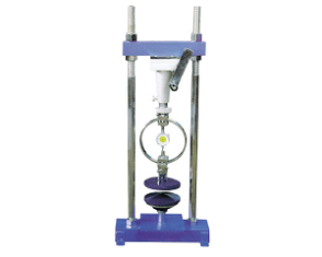 UNCONFINED COMPRESSION TESTER PROVING RING TYPE (HAND OPERATED)