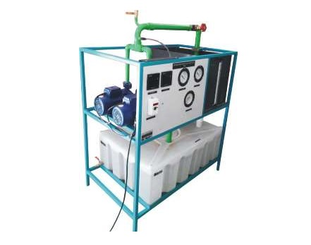 SERIES PARALLEL PUMP TEST RIG