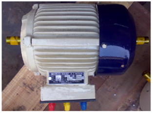 3-PHASE AC SQUIRREL CAGE INDUCTION MOTOR