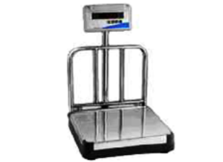DIGITAL PLATFORM WEIGHING BALANCE:
